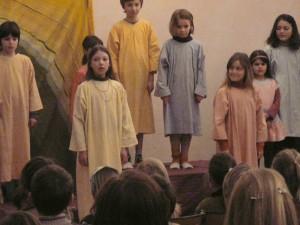 afbeelding 6 zondvloedverhaal Ark van Noah - klas 3 steinerschool Brugge (bron website)